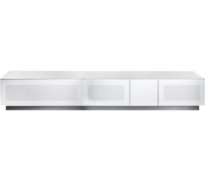 Save £54 at Currys on ALPHASON Element Modular 2100 mm TV Stand - White, White