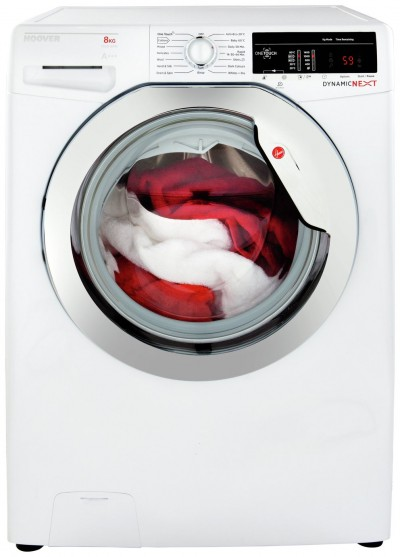 Save £80 at Argos on Hoover DXOA 48C3 8KG 1400 Spin Washing Machine - White