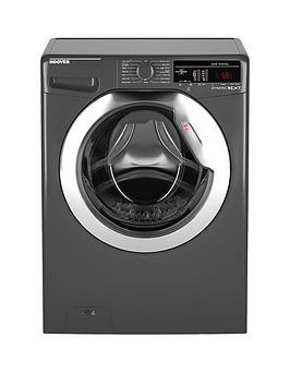 Save £40 at Very on Hoover Dynamic Next Dxoa410C3R 10Kg Load, 1400 Spin Washing Machine With One Touch - Graphite
