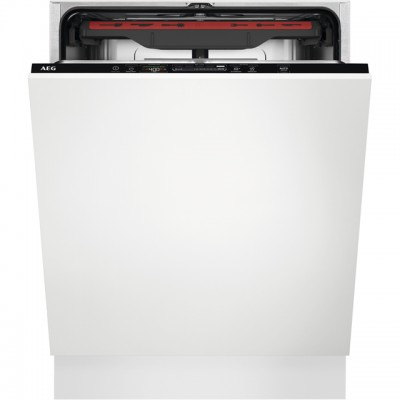 Save £60 at AO on AEG FSS53907Z Fully Integrated Standard Dishwasher - Black Control Panel with Sliding Door Fixing Kit - A+++ Rated