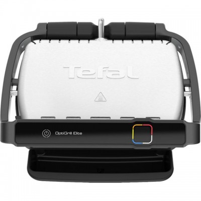 Save £55 at AO on Tefal OptiGrill Elite Health Grill - Stainless Steel