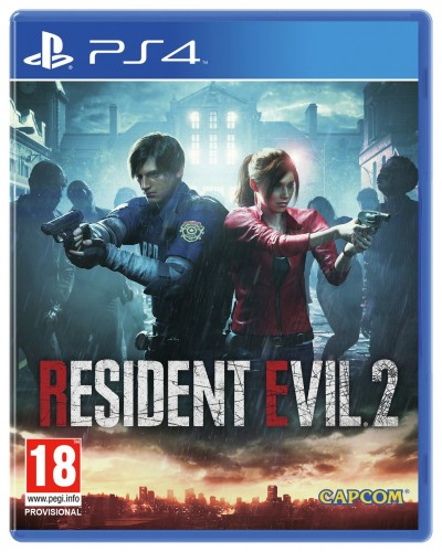 Save £16 at Argos on Resident Evil 2 Remastered PS4 Game