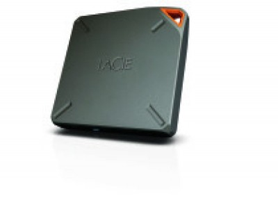 Save £18 at Ebuyer on Lacie 1TB FUEL USB 3.0/Wi-Fi Portable Wireless Storage