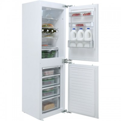 Save £50 at AO on Sharp SJ-B1227M00X-EN Integrated 50/50 Frost Free Fridge Freezer with Fixed Door Fixing Kit - White - A+ Rated