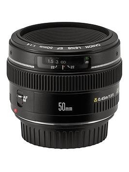 Save £60 at Very on Canon Ef 50Mm F/1.4 Usm Lens