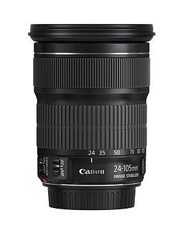 Save £50 at Very on Canon Ef 24-105Mm F/3.5-5.6 Is Stm Lens
