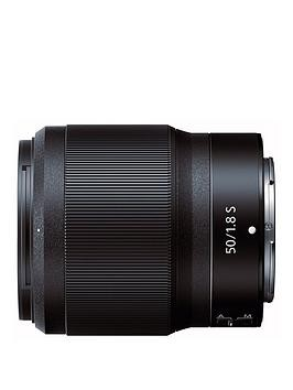 Save £90 at Very on Nikon Nikkor Z 50Mm F1.8 S
