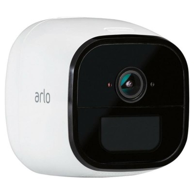 Save £38 at Ebuyer on Arlo Go Mobile HD Smart Home Security Camera, LTE Connectivity, Night Vision, Local Storage (SD card), Weatherproof | VML4030