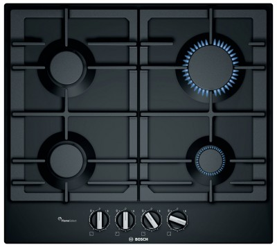 Save £118 at Argos on Bosch PCP6A6B90 Cast Iron Support Gas Hob - Black