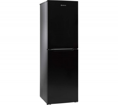 Save £30 at Currys on HOOVER HCS 5172 BK 50/50 Fridge Freezer - Black, Black