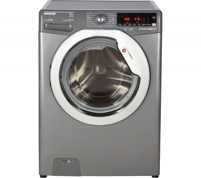 Save £51 at Currys on Hoover Dynamic DWOAD69AHC7 WiFi-enabled 9 kg 1600 Spin Washing Machine - Graphite, Graphite