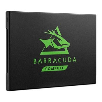 Save £14 at Scan on Seagate 1TB BarraCuda 120 SSD 2.5