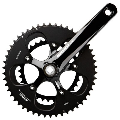 Save £14 at Wiggle on SRAM Apex Compact Chainset with White Decals Chainsets