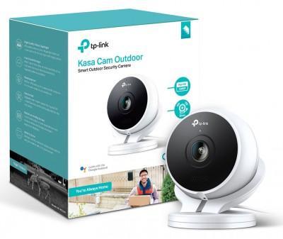 Save £10 at Argos on TP-Link KC200 Kasa Smart 1080P Wi-Fi Outdoor Camera