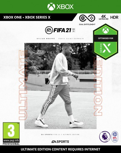 Save £10 at Argos on FIFA 21 Ultimate Edition Xbox One Game Pre-Order