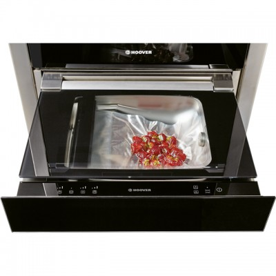 Save £700 at AO on Hoover H-DRAWER 700 HVSD14 SV Built In Sous Vide Vacuum Sealer - Black