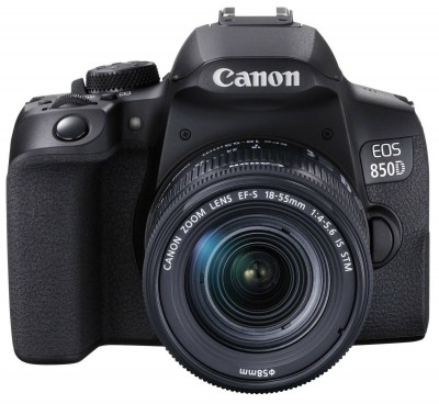 Save £280 at Argos on Canon EOS 850D DSLR Camera with 18-55mm DC Lens