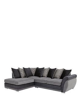 Save £200 at Very on Hilton Left-Hand Corner Chaise Sofa