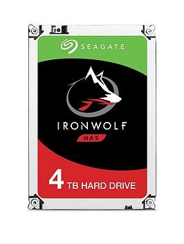 Save £21 at Very on Seagate 4Tb Ironwolf Nas Hdd