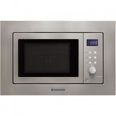 Save £40 at AO on Hoover H-MICROWAVE 100 HM20GX Built In Microwave With Grill - Stainless Steel