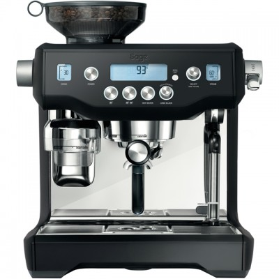 Save £600 at AO on Sage The Oracle SES980BTR Bean to Cup Coffee Machine - Black Truffle
