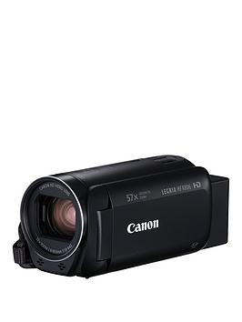 Save £70 at Very on Canon Legria Hf R806 Camcorder Black