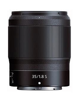 Save £110 at Very on Nikon Nikkor Z 35Mm F1.8 S Lens