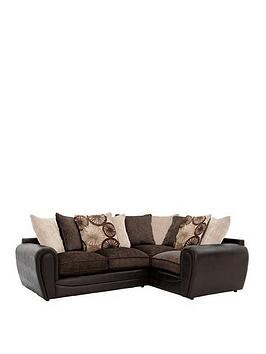 Save £770 at Very on Marrakesh Right Hand Double Arm Scatter Back Corner Group Sofa