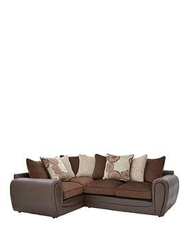 Save £770 at Very on Marrakesh Left Hand Double Arm Scatter Back Corner Group Sofa