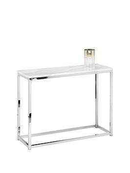 Save £30 at Very on Julian Bowen Scala Console Table