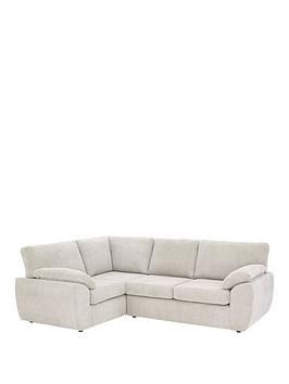 Save £90 at Very on Dixie Fabric Left Hand Corner Group Sofa