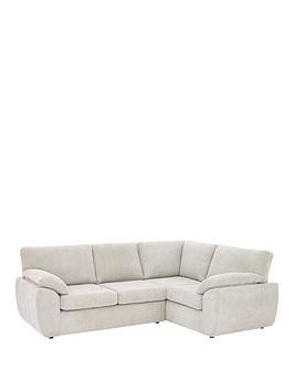 Save £90 at Very on Dixie Fabric Right Hand Corner Group Sofa