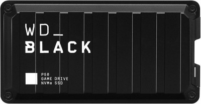 Save £21 at Ebuyer on WD_Black 500GB P50 Game Drive Portable External SSD, Compatible with PS4, Xbox One, PC, Mac
