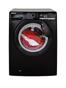Save £60 at Very on Hoover Dynamic Next Dxoa67Lb3B 7Kg Load, 1600 Spin Washing Machine With One Touch - Black