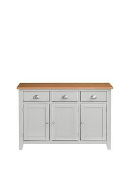 Save £50 at Very on Julian Bowen Richmond Ready Assembled Large Sideboard