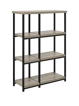 Save £20 at Very on Elmwood Bookcase - Grey Oak Effect