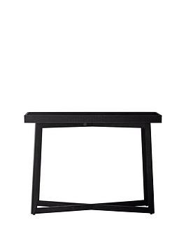 Save £30 at Very on Hudson Living Boho Boutique Console Table - Black