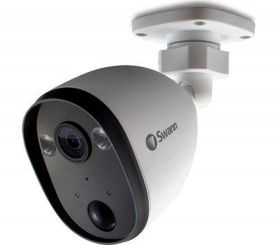 Save £31 at Currys on SWANN SWIFI-SPOTCAM-EU Full HD 1080p WiFi Security Camera