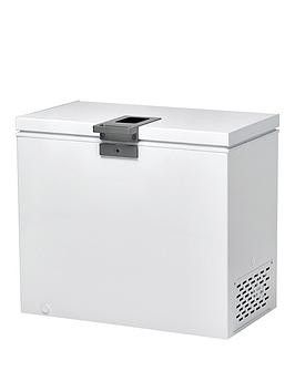 Save £40 at Very on Hoover Hmch152El 146-Litre Chest Freezer -White
