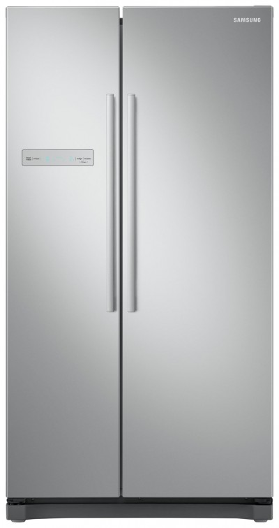 Save £161 at Argos on Samsung RS54N3103SA/EU American Fridge Freezer - Graphite