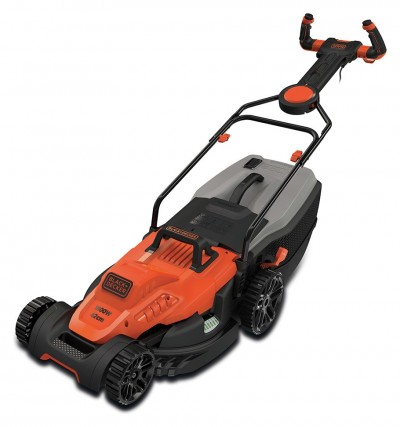 Save £30 at Argos on Black + Decker 42cm Lawnmower with EasySteer