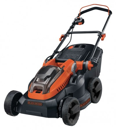Save £70 at Argos on Black + Decker Cordless Lawnmower - 36V