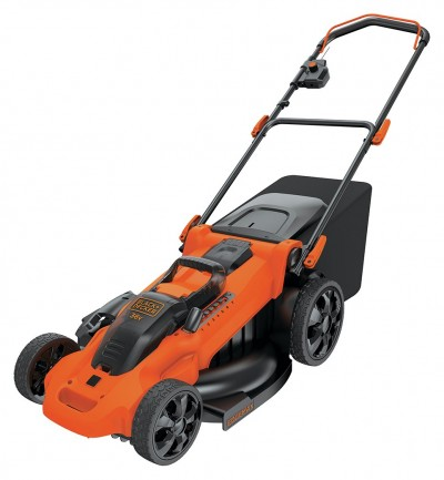 Save £50 at Argos on Black + Decker Cordless Lawnmower - 36V