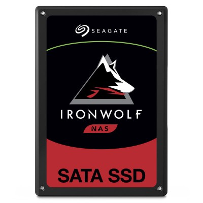 Save £117 at Ebuyer on Seagate 3840GB IronWolf 110 - NAS SATA SSD 2.5
