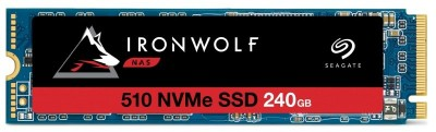 Save £22 at Ebuyer on Seagate IronWolf 510 240GB M.2 NVMe SSD