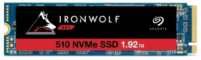 Save £84 at Ebuyer on Seagate IronWolf 510 1920GB M.2 NVMe SSD