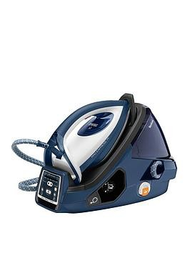 Save £50 at Very on Tefal Gv9071 Pro Express Care Anti-Scale High Pressure Steam Generator, 2400W - Black And Blue