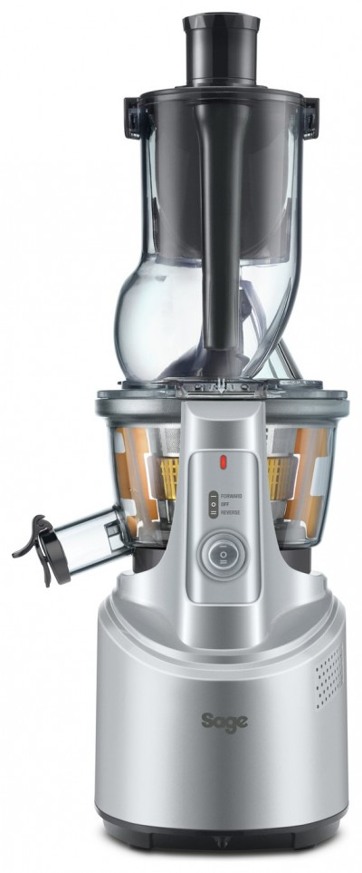 Save £70 at Argos on Sage SJS700SIL The Big Squeeze Slow Juicer - Stainless Steel