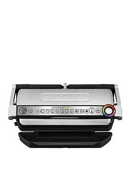 Save £30 at Very on Tefal Gc722D40 Optigrill+ Xl Grill, 9 Automatic Settings And Cooking Sensor - Stainless Steel