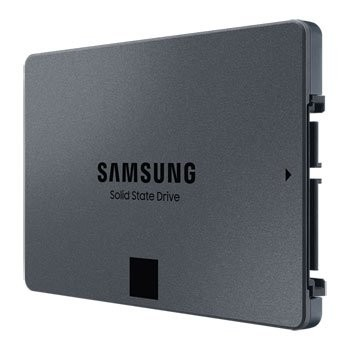 "Save £60 at Scan on Samsung 870 QVO 4TB 2.5"" SATA SSD/Solid State Drive"